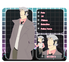 [PKY CITY] Pete by nicesideburns