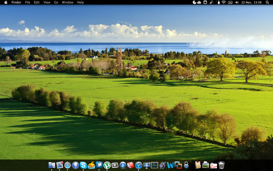 My Desktop by felixufpe
