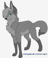 Rifu by RifuWolf-Productions