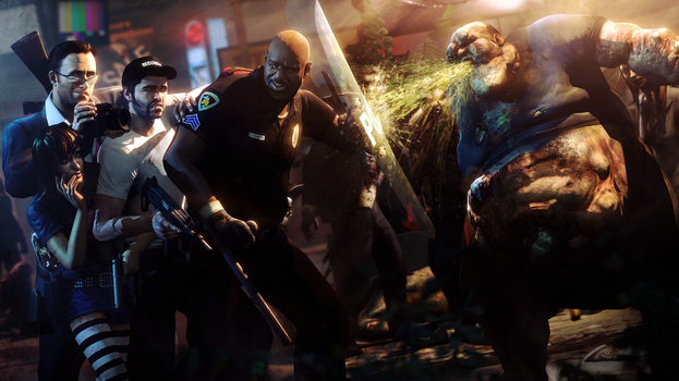 Barfed Up   The Boomer L4D by Urbanator