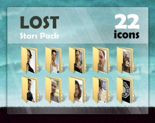 LOST Stars Icon Pack by Walrick