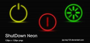 Shutdown Neon by Jay-Kay123