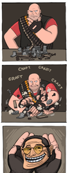 TF2 - Crafting Woes by mivion