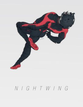 Nightwing by xxxviciousxxx