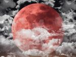 Red Moon by Rosae94