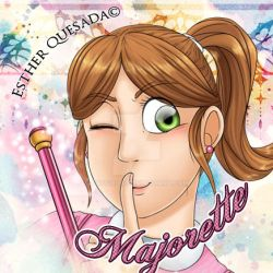 Majorette icon by Raygirl13