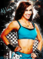 AJ Lee - Avatar by D3G3x4NT0