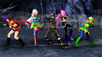 [MMD]Kaixa and his BattleMaidens by MIST-TO-GUN