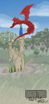 Dragon Tower - Contest Entry by fazzle