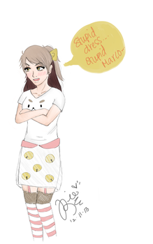Jean as Puppycat by turarachuu