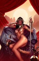 DEJAH THORIS 1 by PaulRenaud