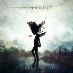 Ashent: Flaws Of Elation CD Cover by Aegis-Illustration