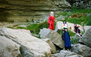 Inuyasha: Seekers of the Sacred Jewel by YamaCos