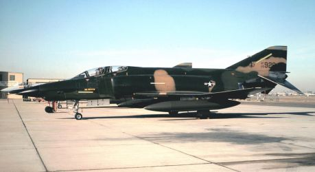 RF-4C in 'Wraparound' No. 8 by F16CrewChief