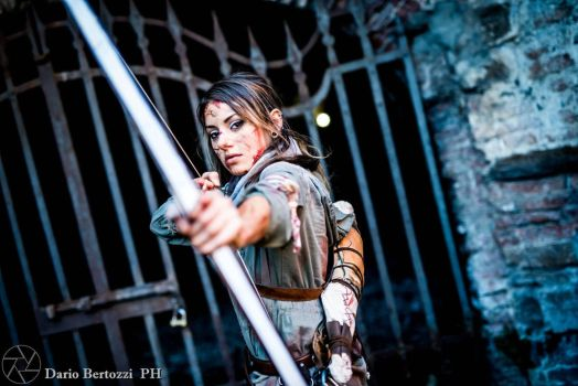 Discover the legend within - Tomb Raider by FuinurCroft
