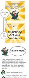 HTMC - Improve Art and Confidence by Ahkward