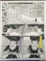 Ruby Rose X Male Reader comic (page 7) by SuperMichael98