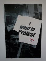 Protest by Bart-vd-hout