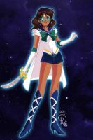 I'm Sailor Star by Ellecia