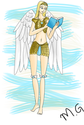 Humans of Chima: Eris by TheFishOutofWater