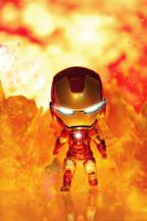 Truth is....I am IronMan! by vince454