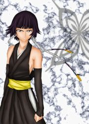 Soi Fon by deviantmaniatic