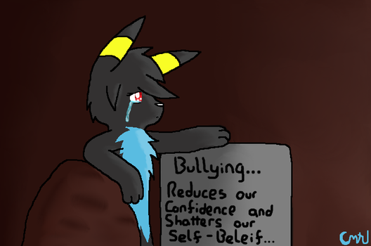 Bullying... by MidnightTheUmbreon