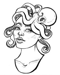 Love me some tentacles by Casdesespere