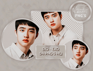 [PNG PACK #88] D.O (EXO) by fairyixing