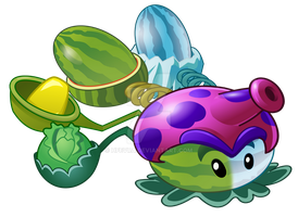 Plants vs. Zombies - Every-pult by HfEvra