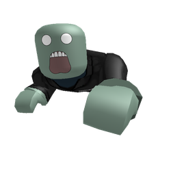 Crawling Zombie by Mario5697