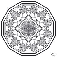Layers (Coloring page) by AleLMT
