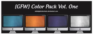 +GFW.Color.Pack+ by midnighttokerkate