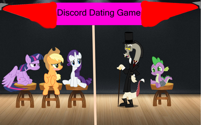 Discords dating game