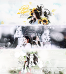 //SHARE PSD // HAPPY 100+ WATCHERS by JTW901110