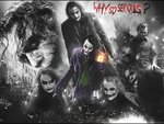 The Joker Wallpaper by Graphfun