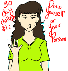 30 day challenge 1 by Kei-chan16