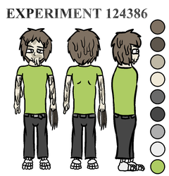 Experiment 124386 reference drawing by MarcosVargas
