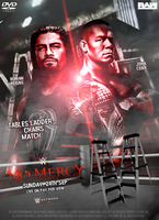 WWE No Mercy Poster 2017 by SidCena555