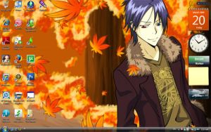 Desktop Screenshot: Mukuro by unweaving