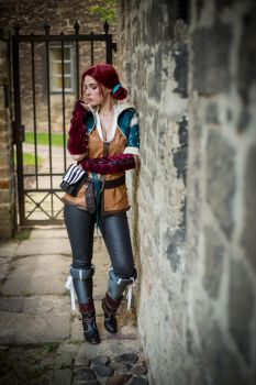 Triss Merigold 07 by Fuchsfee-Stock
