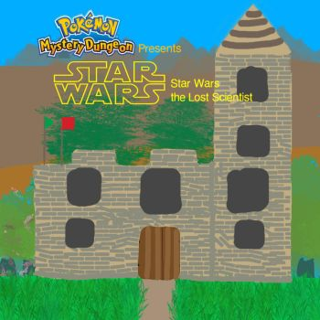 Castle Concept Art for PMD and Star Wars comic by MegaCharizard231