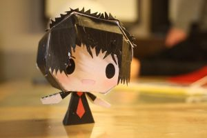 Billie Joe Papercraft by SnowBlueWolf