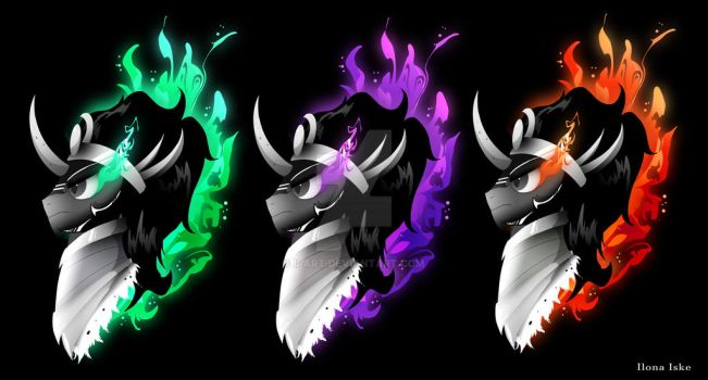 King Sombra Designs by Ilona-the-Sinister