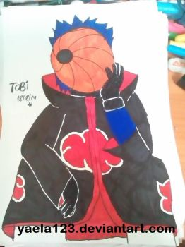 Tobi by yaela123