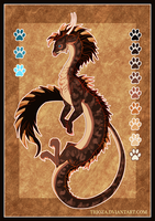 Eastern Dragon Auction#2 [CLOSED] by Trioza