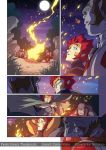 ThunderCats 6 Page 7 COLS by KatCardy