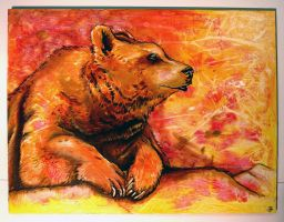 Bear by oreillyfinearts