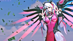 Mercy Pink Lewd by GAMIR-GTA