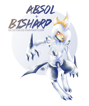 Absol + Bisharp by Seoxys6